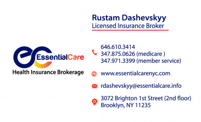 EssentialCare Health Insurance Brokerage - Medical Doctors в New York