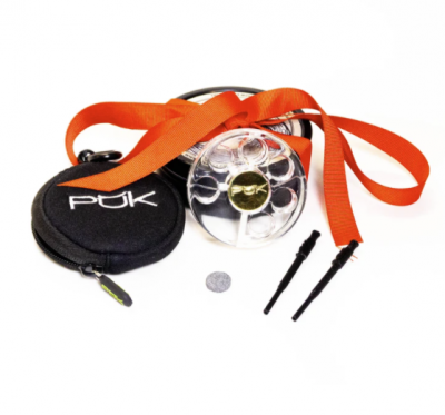 Puk Pipe - 6 Chamber Smoking Pipe