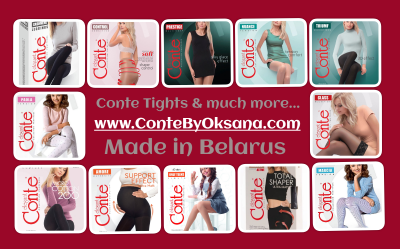 Conte Tights - Made in Belarus