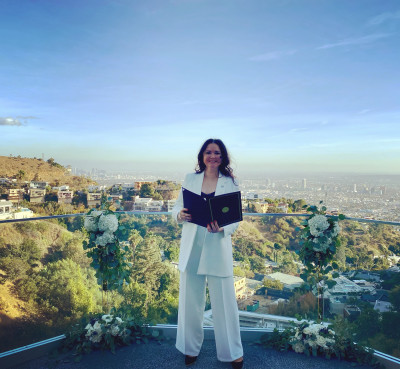 Julia Garcia Wedding Officiant - Event Services в Los Angeles