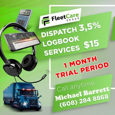 Dispatch service - Диспетчеры Перевозок в Чикаго