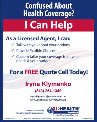 Медицинское страхование - Health Insurance Brokers в USA