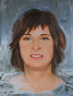 Портрет по фото, Живопись маслом на заказ.