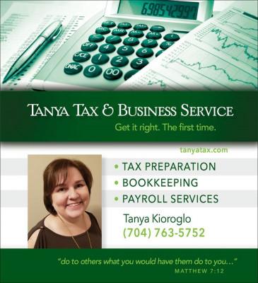 Tanya Tax & Business Service - Finances and Insurance  -  Tax Services в USA