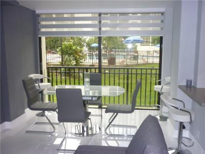 1 Bed 1.5 Bath Apartment for Long Term in Sunny Isles Beach, FL