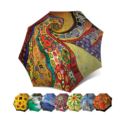 Уникальные зонты отличного качества - оригинальный подарок!
