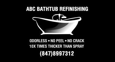 ABC Bathtub Refinishing ( Реставрация Ванны - Работа по хозяйству в Чикаго
