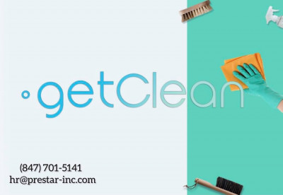 Cleaning in Chicago for Full Time
