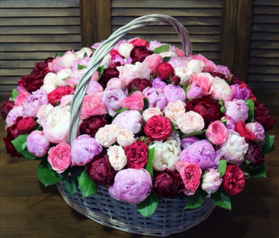 Франшиза доставки пионов - Другие услуги  -  Цветы и подарки в США